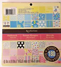 """Recollections Paper Pad 6"""" x 6"""" 180 Sheets Paddywack"""