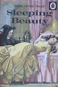 SLEEPING BEAUTY LADYBIRD BOOK 606D WELL LOVED TALES