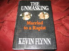 The Unmasking by KEVIN Flynn (1993, Hardcover) SIGNED