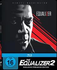 The Equalizer 2 - Exclusive Steelbook Edition [Blu-ray] + Bonus Disc - NEU&OVP!
