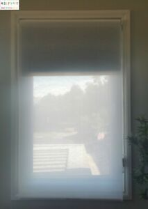 Day and Night Double Roller Blinds (60-300)x210/280cm