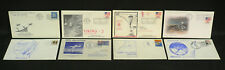 Various NASA, JPL and Kennedy Space Center Covers w/Stamps