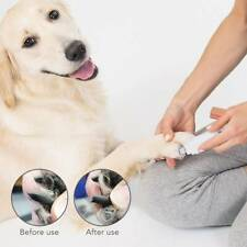 Electric Pet Nail Grinder Nails Grooming Tool Pet Dogs Cats Paws Nail File