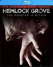 New: Hemlock Grove: Season 1 [Blu-ray] Multiple Formats, Blu-ray, NTSC,