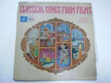 ASHA LATA MD RAFI  SONGS FROM FILM VOLII  1967 LP BOLLYWOOD CLASSICAL vg++