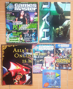 GamesMaster Philippines Magazine #11 (Aug 2004) IYA VILLANIA COVER w/ INSERTS