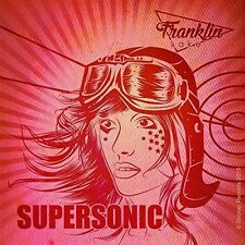 Supersonic Ep - Franklin Lake (2015, CD NEUF)