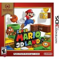 Super Mario 3D Land (Nintendo 3DS, 2011) Brand New Factory Sealed