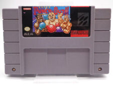 SNES juego-Super Punch Out (módulo) (NTSC-US import)