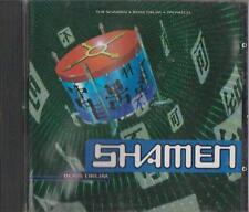 C.D.MUSIC  E206    THE SHAMEN  :  BOSS DRUM   CD