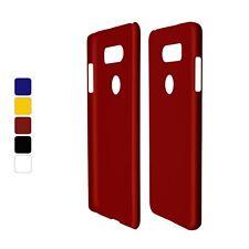 Case Hard Rubberised For LG V30/V30S Thinq Case Cover