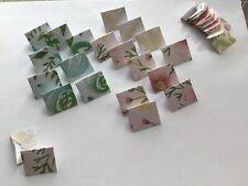 Handmade mini tini  Envelopes - set of 250