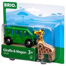 BRIO Wooden Railway Trains, Locomotives & Rolling Stock - Full Range - Choose