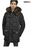 BNWT Mens SUPERDRY Parka Hooded Coat Size XXL  £159 NEW