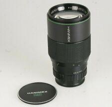 Hanimex Automatic MC 3,3/200mm Objektiv #759057 (Konica AR Bajonett)