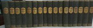 17 Bände Karl May Bücher Originalausgaben Bamberg und Kayser Sammlung Paket