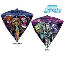 Monster High teenager Birthday Party Balloon Diamondz