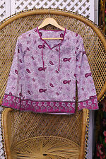 Hippy Reproduction Vintage Tops & Shirts for Women