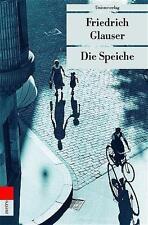 Die Speiche (Krock & Co.) von Friedrich Glauser (2005, Taschenbuch)