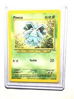 PINECO - 77/105 - Neo Destiny - Common - Pokemon Card - NM
