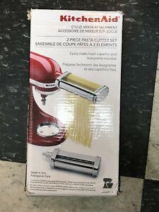 KitchenAid KSMPCA Pasta Cutter Set, 2-Piece