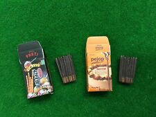 Accessories Dollhouse Miniature Japanese Chocolate Biscuit Bar Re-ment Size #370
