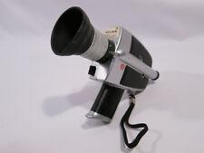 VTG Bauer C1M Super 8mm Film Camera Schneider Kreuznach Variogon 1:1.8/9-36 Lens
