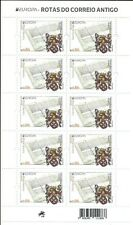 Portugal 2020 - Europa, Old Mail Routes - Portugal mini sheet MNH