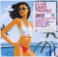 Various-club Saint Tropez 2012-CD // 3