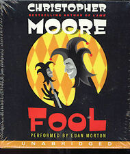 Audio book - Fool by Christopher Moore     -      CD