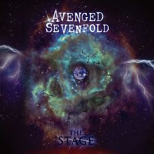AVENGED SEVENFOLD-THE STAGE-JAPAN CD F56