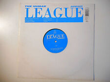 """MAXI 12"""" POP 80s ▒ THE HUMAN LEAGUE : THE SOUND OF THE CROWD' ( 7'17 )"""