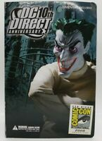 SDCC 2008 Exclusive JOKER 10th Anniversary DC Direct Limited Edition