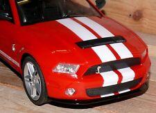 FORD GT500 1:14 RC FB 27 MHz Kids Kinder Renn auto Fahrzeug 2170 Rot Weis licht