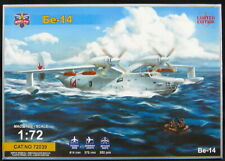 Modelsvit Models 1/72 BERIEV Be-14 All Weather SAR Flying Boat