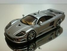 IXO MODELS SALEEN S7 - SILVER 1:43 - EXCELLENT CONDITION - 14