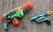 Nerf Vortex Praxis Disc Gun With Bonus Dart Gun