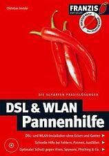 DSL und WLAN Pannenhilfe von Immler, Christian   Buch   Zustand gut