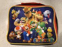 NEW Super Mario Bros Super Bowser Large Backpack 00934