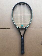 New listing Wilson Hammer 2.7 Tennis Racquet 4 3/8 Dual Taper Beam 110 (SQ IN) oversize