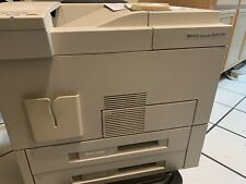 HP LaserJet 8100DN Workgroup Laser Printer Page Count Approx: 320986