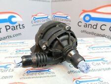 BMW  5 Series Auxiliary Coolant water Pump 6834923 25/10