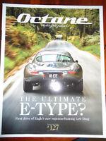 Octane No 127 Jan 2014 Eagle Jaguar E Type Low Drag, Porsche 356 Zagato