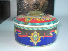 NEW IN BOX Versace by Rosenthal Round Box with Lid RARE NEW SALE Le Roi Soleil