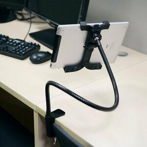 360° Bett Mount Halterung Halter Ständer für iPad 2 3 4 Air Samsung Tablet DE