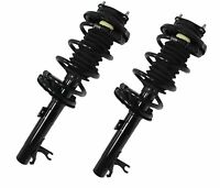 2 New Front Complete Struts With Springs Fit Ford Focus with Lifetime Warranty
