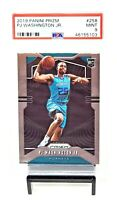 2019 Prizm RC Hornets Star PJ WASHINGTON Rookie Basketball Card PSA 9 MINT