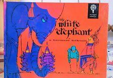 THE WHITE ELEPHANT - Chek, Chia Hearn. Illus. by Mei, Kwan Shan {Bumese folktale