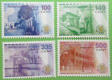 Nederlandse Antillen NVPH 1663 - 1666 wijk Otrabanda 2006 postfris P44