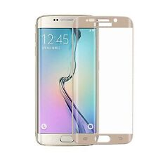 Hot 9H Vidrio Templado Full Film Protector Pantalla Para Samsung Galaxy S6 Edge